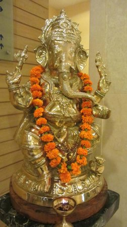 The Janpath Hotel: Ganesha