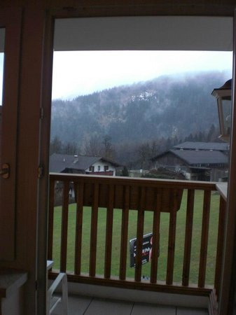 Hotel Eberl: Balcony