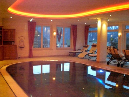 Finkenberg, ออสเตรีย: Spa pool