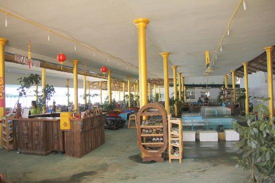 Green Leaf Restaurant: So sieht es neuestens aus im Green Leaf