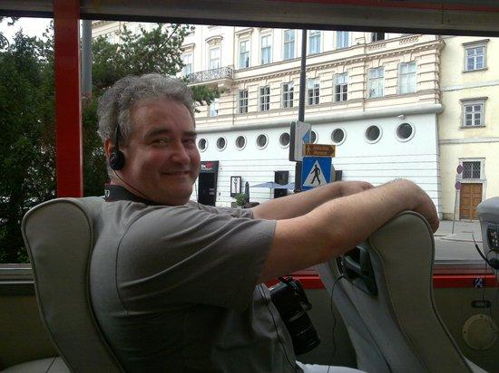 Red Bus City Tours: на борту в полной готовности