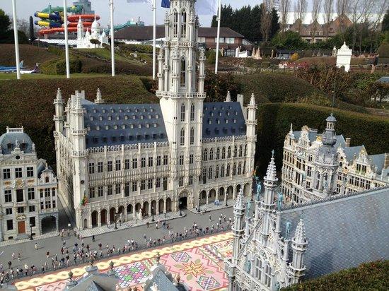 Mini-Europe: Grand Place