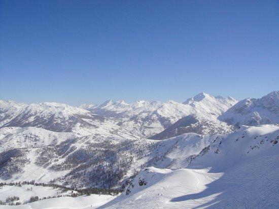 Montgenevre Ski Resort : :-)