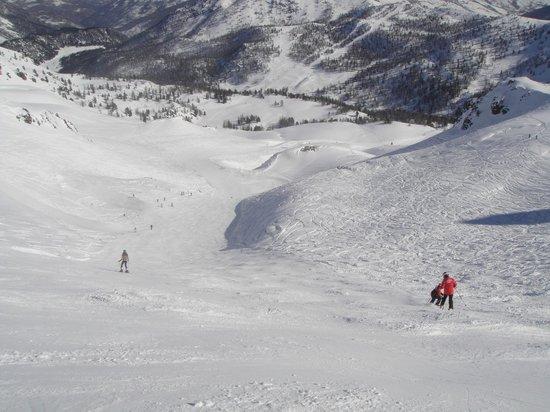 Montgenevre Ski Resort : Piste