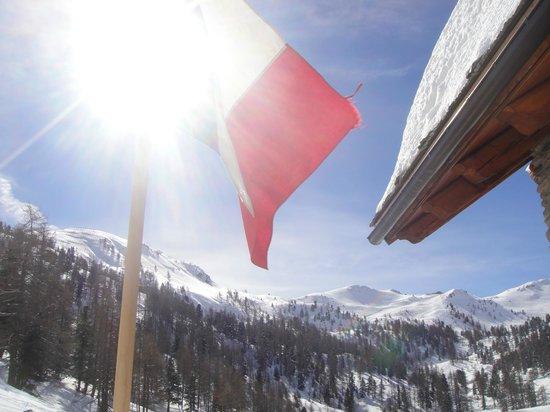 Montgenevre Ski Resort : Panorama