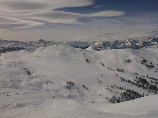 Montgenevre Ski Resort : Il comprensorio