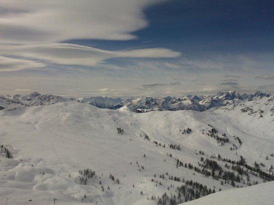 Montgenevre Ski Resort : Le piste