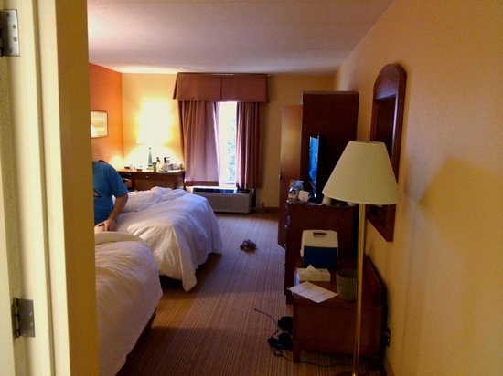 Hampton Inn Baltimore / White Marsh: the room