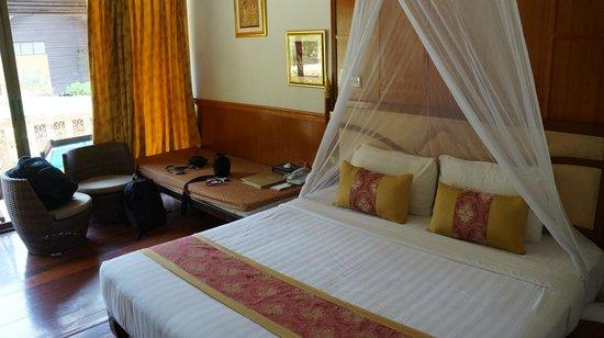 Phi Phi Natural Resort: superior bungalow