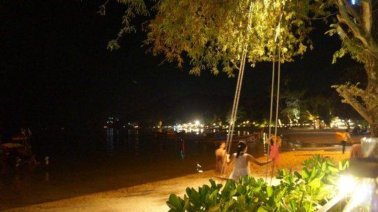 Phi Phi Natural Resort: view from the restorant