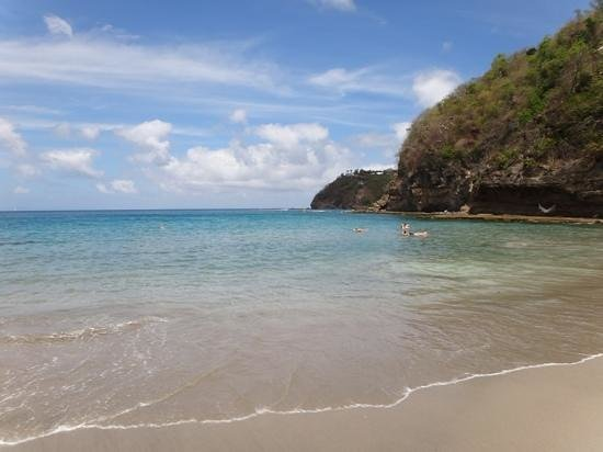 Cap Maison : beach