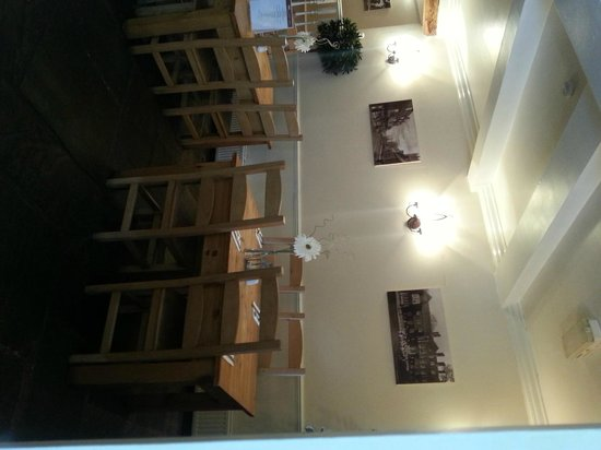 The Eating House: more seating area