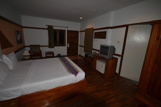 B2@Samui Beach Resort: interieur chambre
