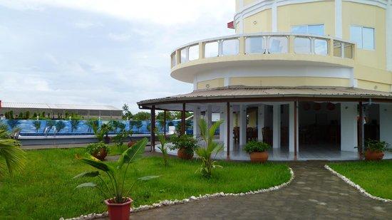 Kaikoesi Apartments : frontview