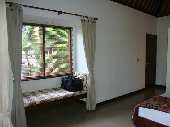 Bali Dream House : Partie de la chambre
