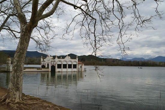 Lago de Bañolas: Llac de Banyoles, pesquera