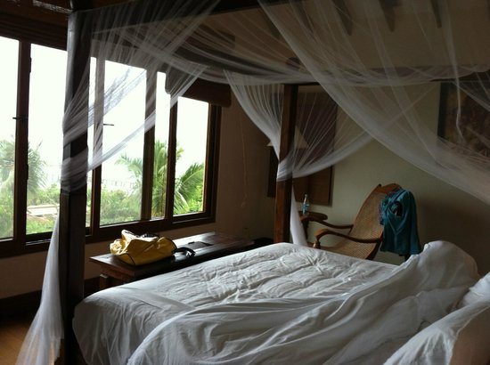 Mayoka Boutique Hotel: Royal Suite and View