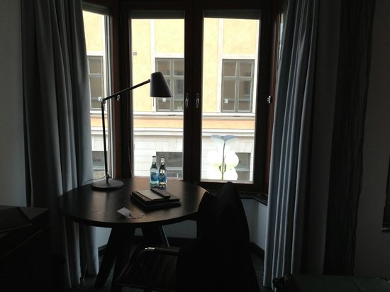 Hilton Stockholm Slussen: view of the room