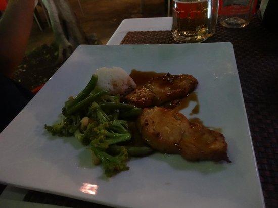 Sushi-Mi: Teryaki chicken