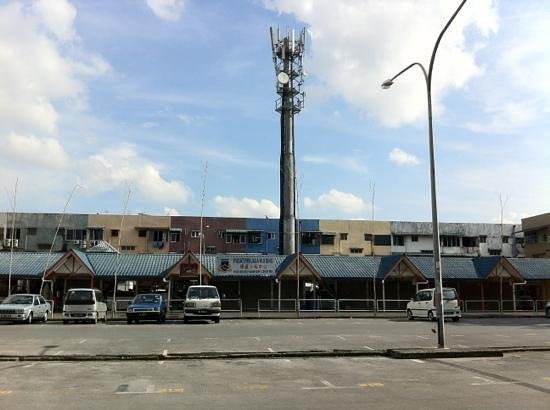Hui Sing Hawker Center: A view before opening