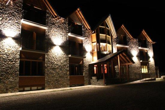 Hotel Casa Chuldian: El hotel por la noche