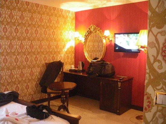Ayasultan Hotel: Notre chambre