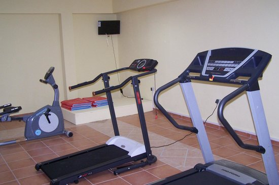 Rocabella Hellinikon Country Hotel: Gym Area