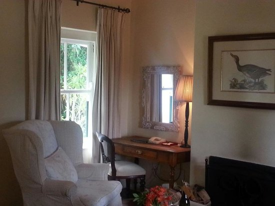 Constantia Uitsig Country Hotel: Bedroom/suite