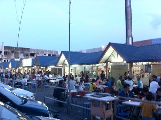 Hui Sing Hawker Center : The normal scene