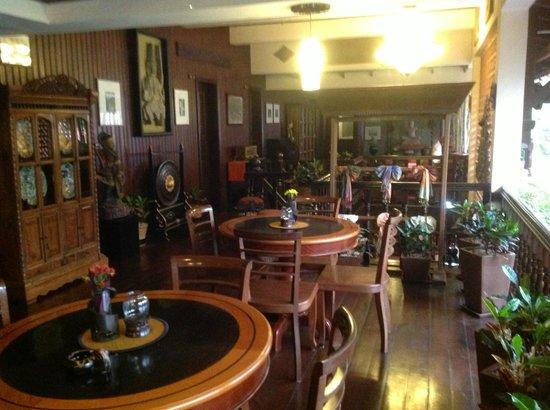 HanumanAlaya Boutique Residence: Отель