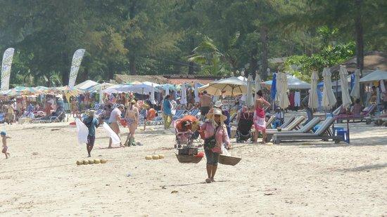 BEST WESTERN Premier Bangtao Beach Resort & Spa: Plaża przy hotelu