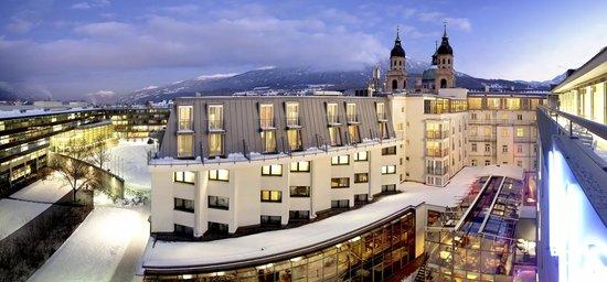 Hotel Grauer Bar : Outside