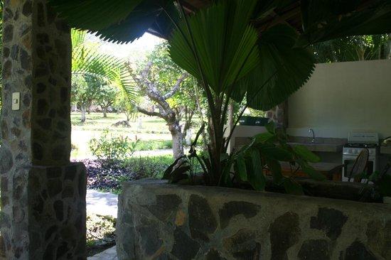 La Garita Bed and Breakfast : view