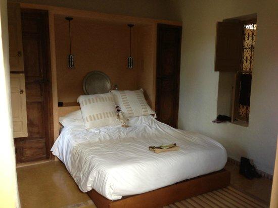 Villa 55 : la chambre