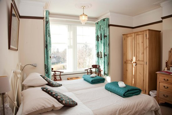 Laurel Bank Bed and Breakfast : Superking ensuite FreeviewTV/DVD free WIFI