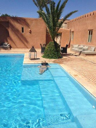 Villa 55 : piscine