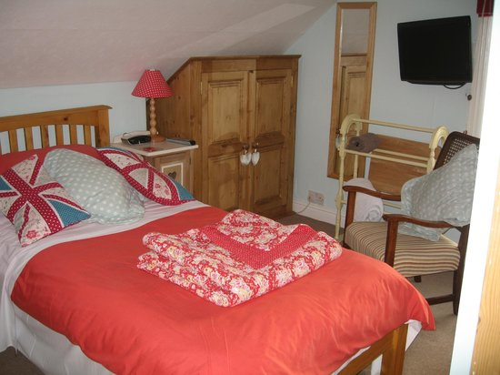Laurel Bank Bed and Breakfast : Single ensuite