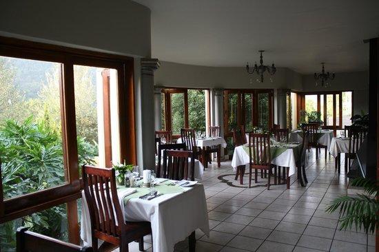 Lone Creek River Lodge: Restaurant