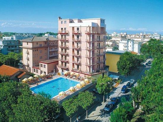 Hotel Sofia - Jesolo: hotel Sofia con piscina