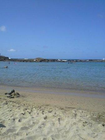 Hotel Punta Maracayo : playa