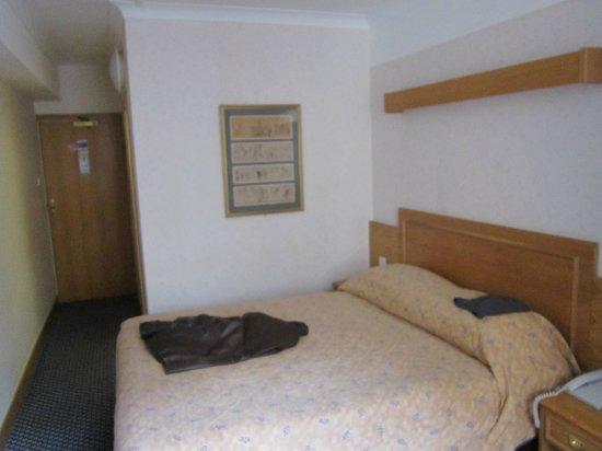 President Hotel: Double Room