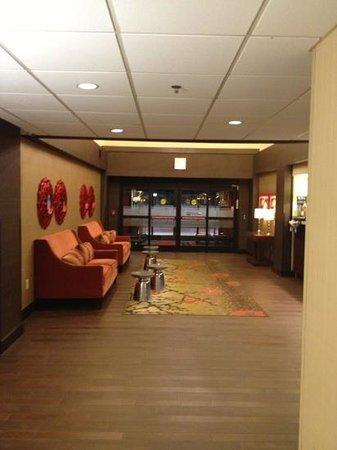 هامبتون إن تشارلستون - ساوث بريدج: hotel lobby