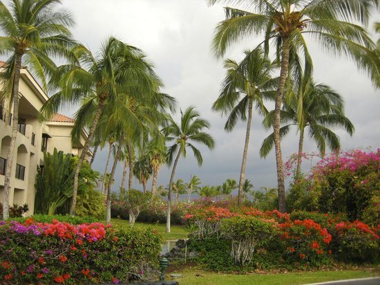 Aston Shores at Waikoloa: A view of the grounds
