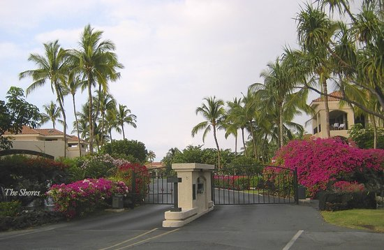 Aston Shores at Waikoloa: Entry to property