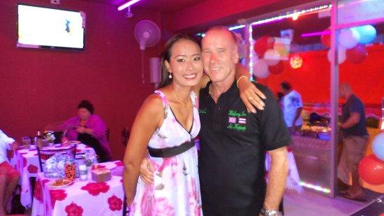 Halfway Inn (Restaurant): Nan and Dave