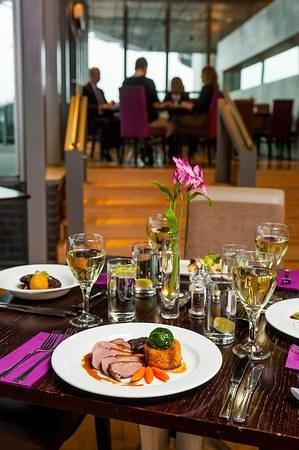The Lowry Restaurant : Dinner for 4
