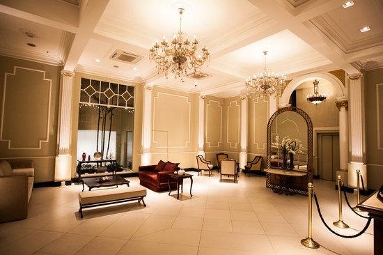 Grande Hotel Petrópolis: Lobby