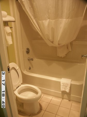 Days Inn Kingsland GA: Bathroom View