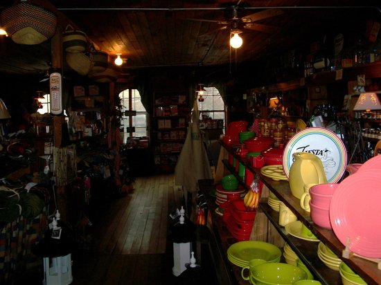 Mast General Store: pottery
