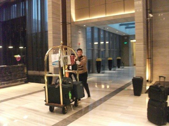 Mels Weldon Dongguan Humen: Sofitel Hotel foyer